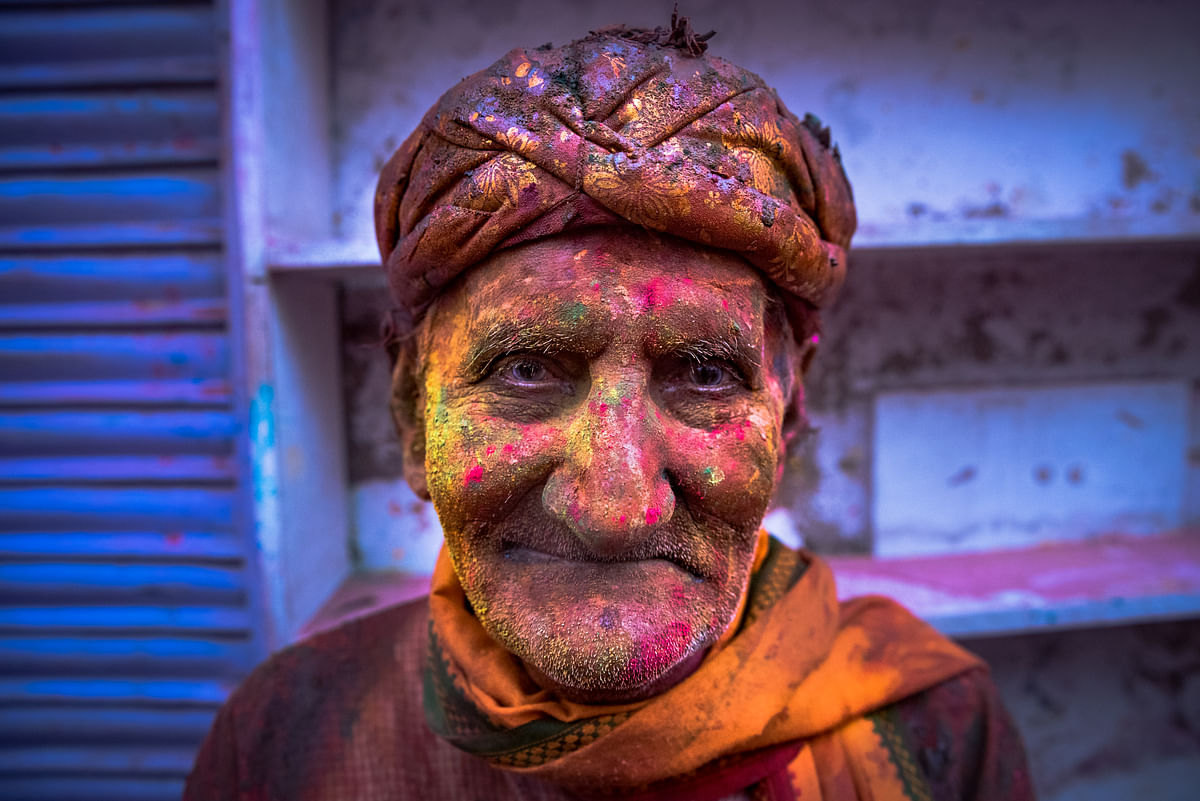 Happy Holi 2021: Experience the essence of 'Lathmar Holi' through these incredible images from 'Barsana'