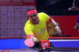 Sharath enters  pre-quarterfinals