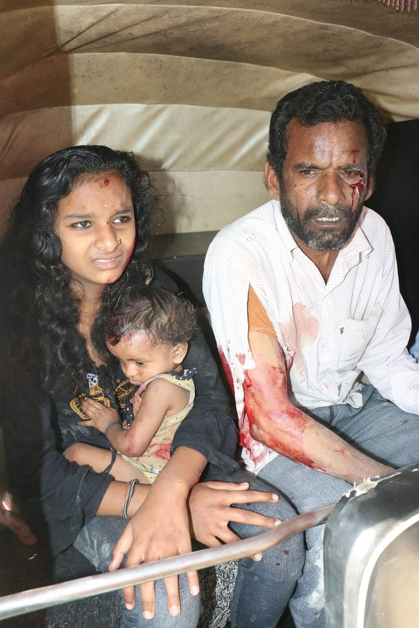 Indore: Leopard injures six, three from same family at Khandwa road, traumatised and rescued after 23 hours