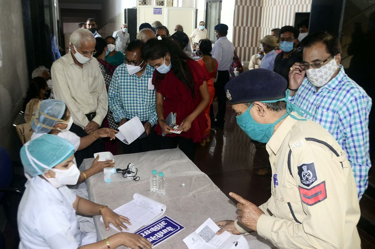 Vaccination drive in Mumbai: 42,534 beneficiaries get jab on Tuesday