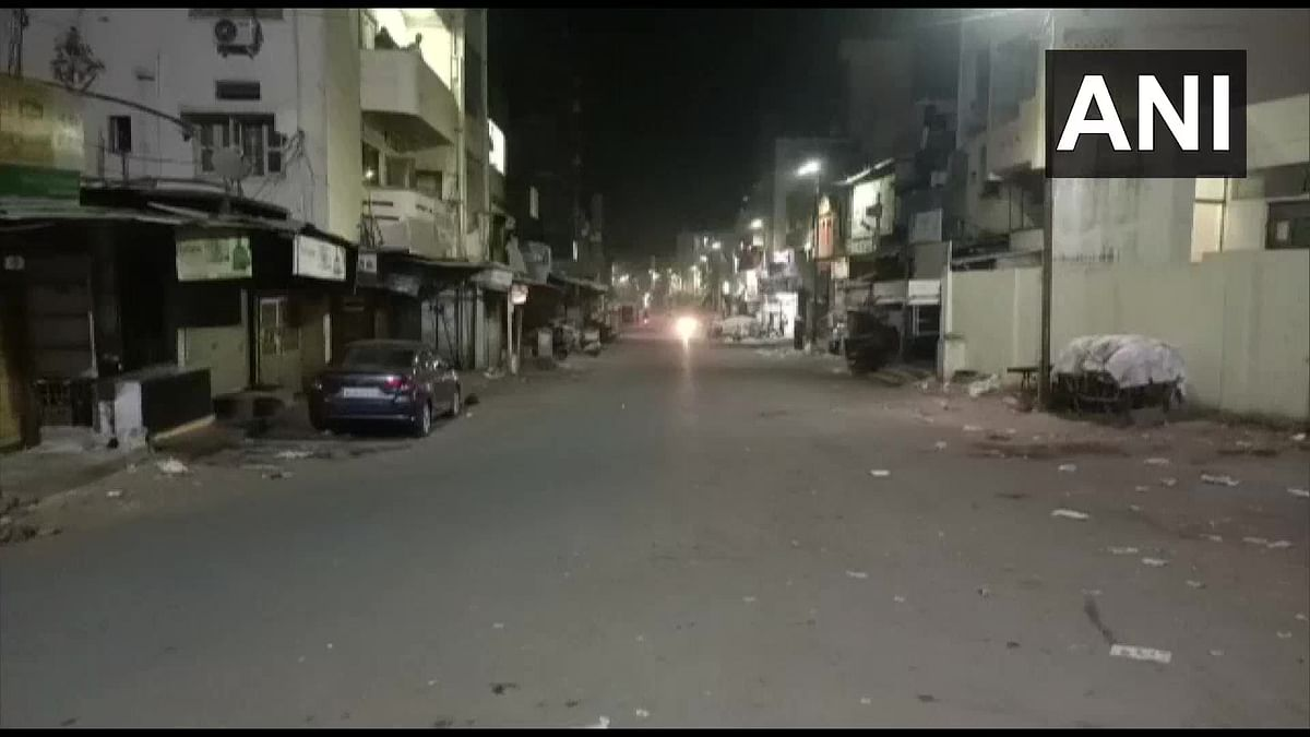 Streets wear deserted look in Aurangabad after fresh restrictions over COVID-19 spike