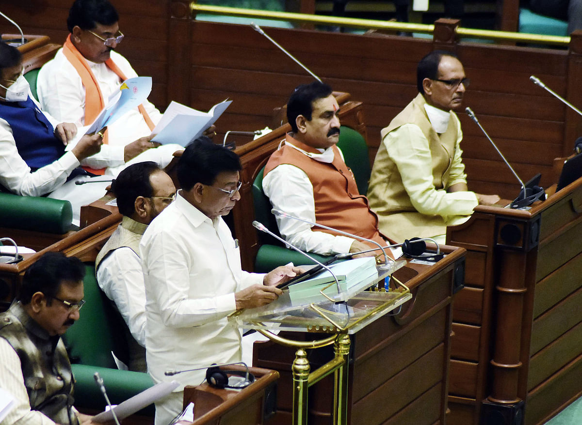 Madhya Pradesh budget 2021-22 : Traders cheer no new tax; no VAT slash on fuel a damper