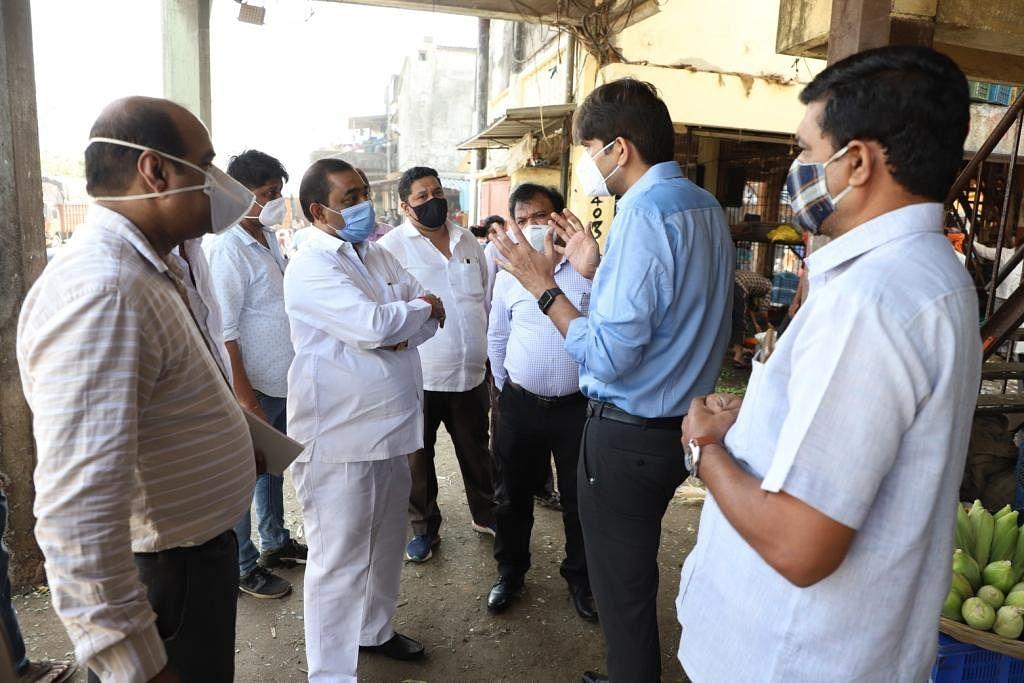 Navi Mumbai: Follow COVID-19 norms to avoid second lockdown, says NMMC chief Abhijit Bangar