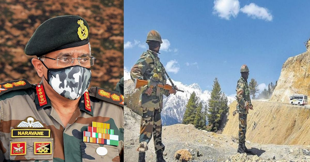 'Not an inch of land has been lost': Gen Naravane on India-China border clash