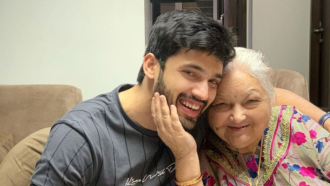 Parth Samthaan's grandmother passes away, actor pens emotional note