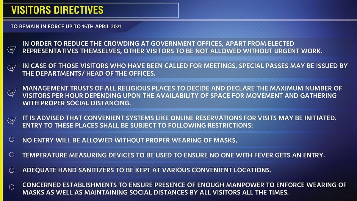 From public gatherings to home isolations: Here are Maharashtra govt's new COVID-19 guidelines