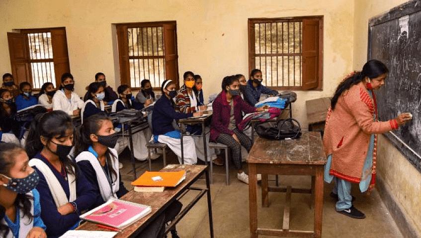 Nagda: Panic as school principal, teacher test corona positive in Birlagram