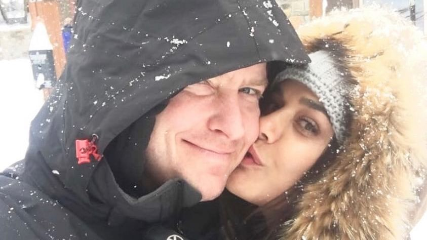 Check out Preity Zinta's adorable post for 'pati parmeshwar' Gene Goodenough on their wedding anniversary