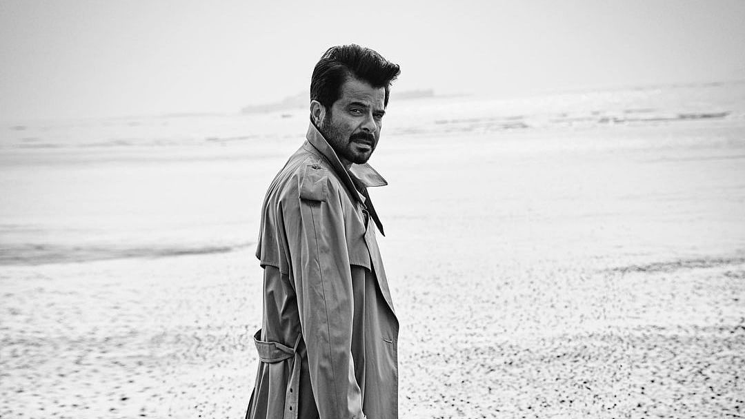Hansal Mehta's son Jai is 'convinced' Anil Kapoor is a vampire; check out actor's reaction
