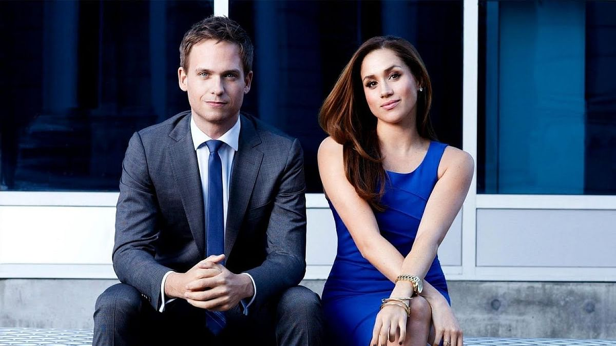 'Suits' actor Patrick J. Adams slams the Royals for 'tormenting' Meghan Markle