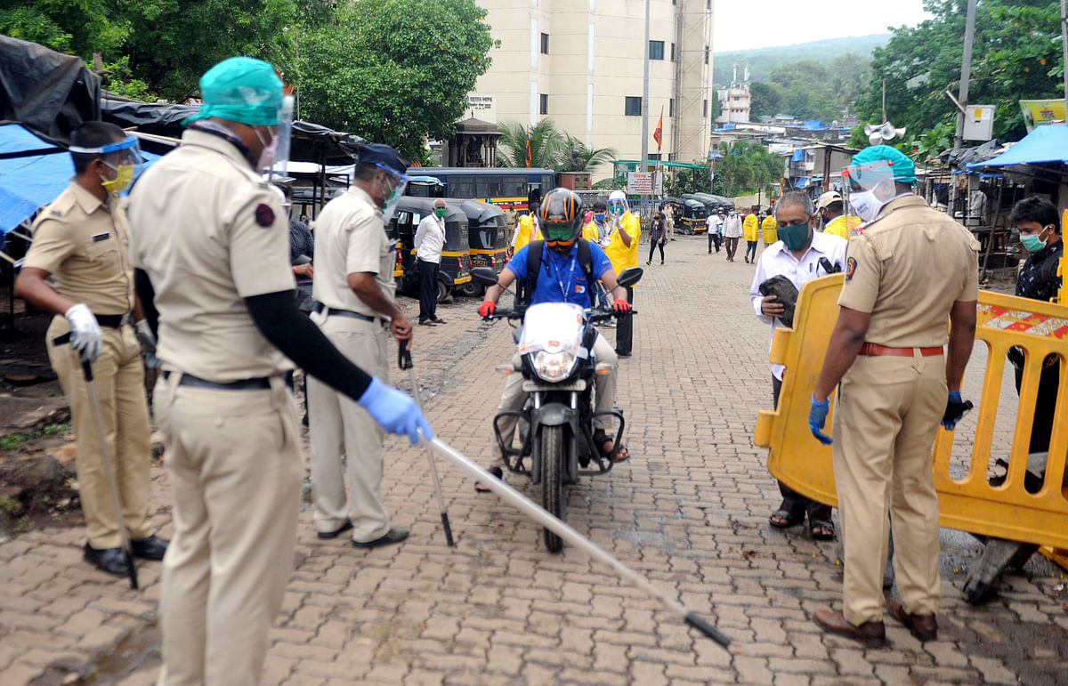 Mumbai: Police to penalise over 12,000 maskless citizens per day