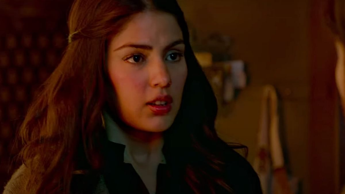 Watch 'Chehre' Trailer: Rhea Chakraborty makes a blink-and-miss appearance