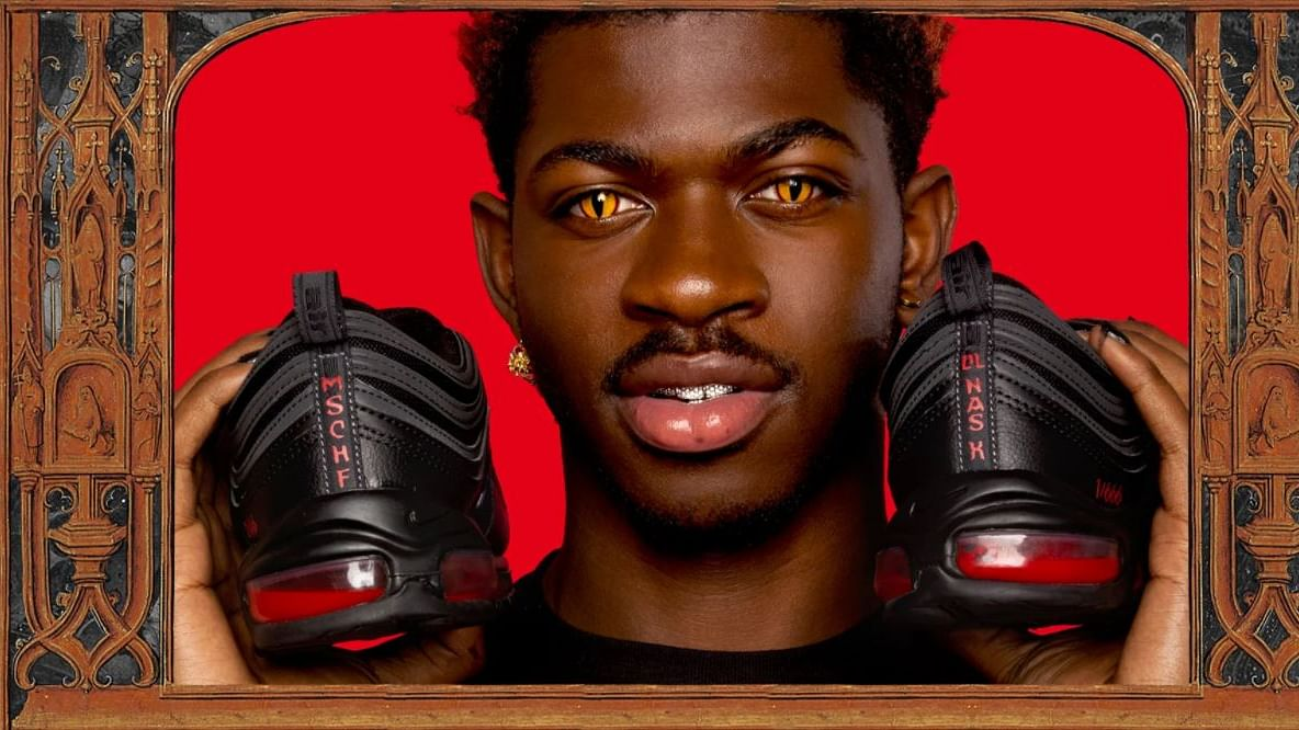 'Satan shoes' with human blood: Rapper Lil Nas X's latest collab prompts outrage and a lawsuit from Nike