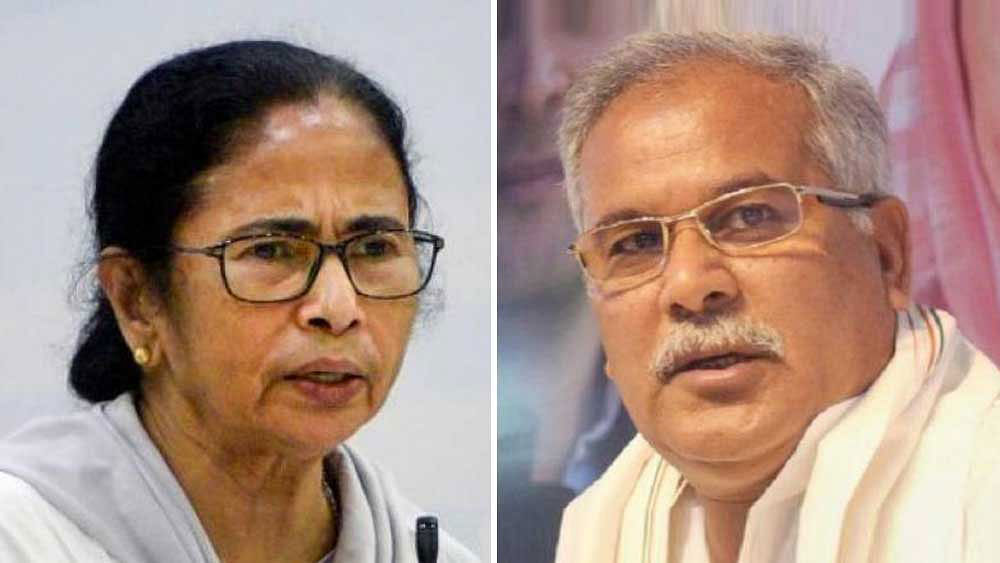 Mamata Banerjee, Bhupesh Baghel to skip PM Modi's COVID-review meet with CMs