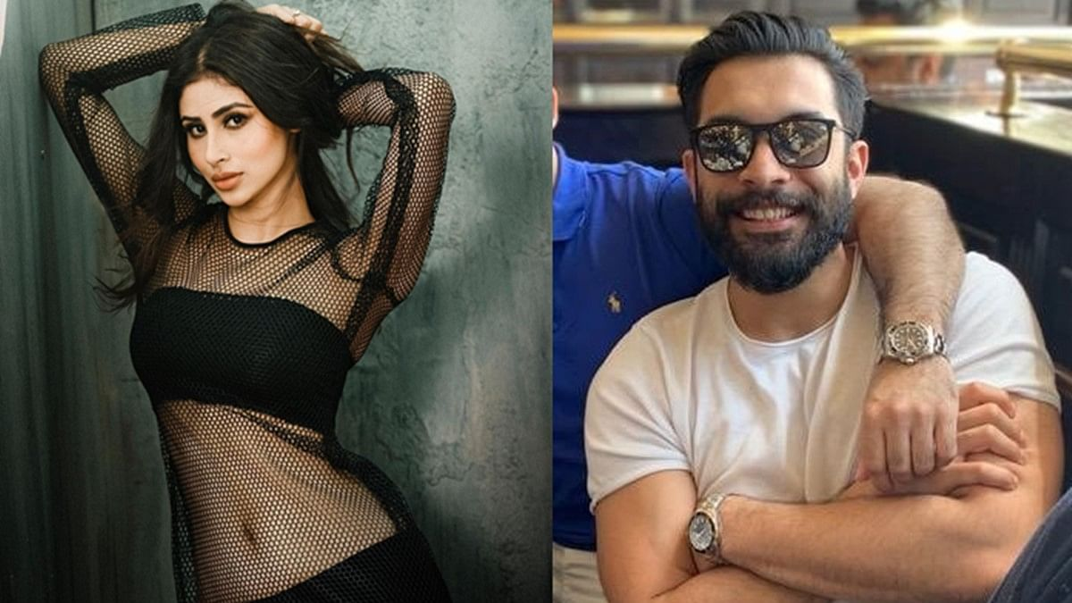 Mouni Roy's rumoured BF Suraj Nambiar leaves a 'wild' comment on her 'Patli Kamariya' dance video