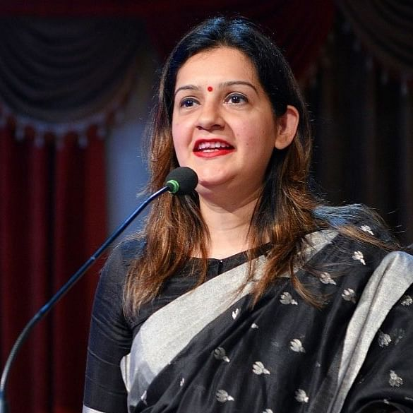Women's Day 2021: There is always a need of more women leaders, says Priyanka Chaturvedi