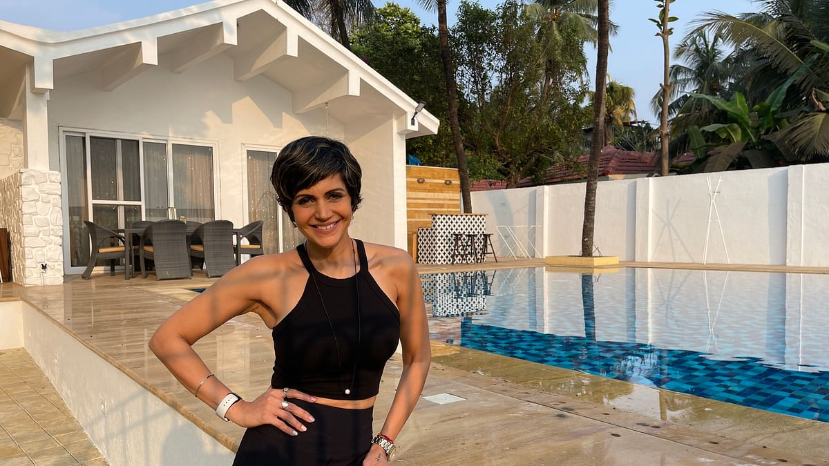 Now you can live at Mandira Bedi's 4-bedroom Madh Island home for Rs 42,000 per night via Airbnb