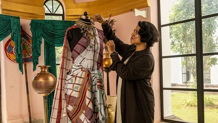 The Karkhana Chronicles: An initiative that is highlighting India's ancient textile history