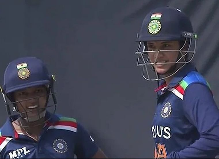 IND-W vs SA-W, 2nd ODI: Smriti Mandhana becomes first-ever cricketer to clinch 50+ scores in 10 consecutive ODI chases