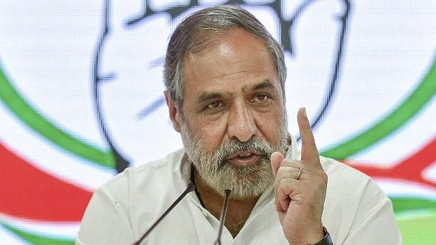Congress leader Anand Sharma slams party's tie-up with ISF in West Bengal