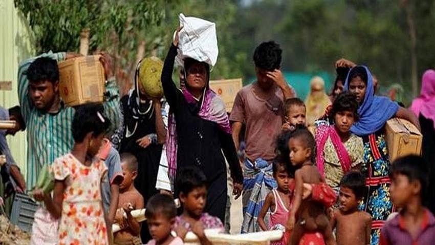 Manipur govt withdraws order of 'no food, shelter for Myanmar refugees'