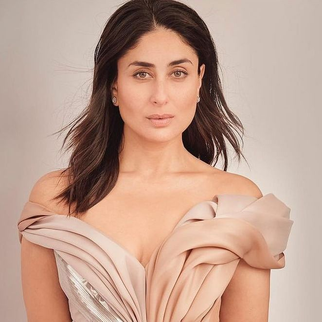 Kareena Kapoor shares FIRST GLIMPSE of newborn son on International Women's Day 2021