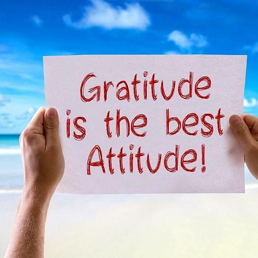 Guiding Light: The importance of Gratitude