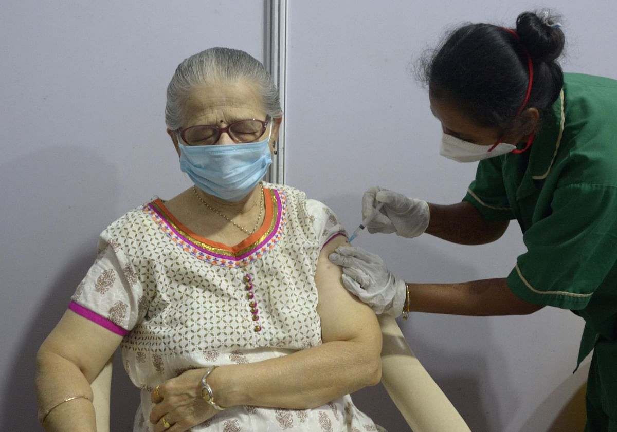 Mumbai: Vaccination centres see higher turnout of beneficiaries at 135%