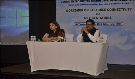Mumbai Metro: MMRDA to ensure smooth dispersal of passengers from stations on lines 2A and 7