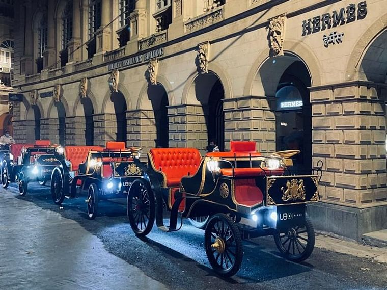 Mumbai: Victoria-style carriages back in town