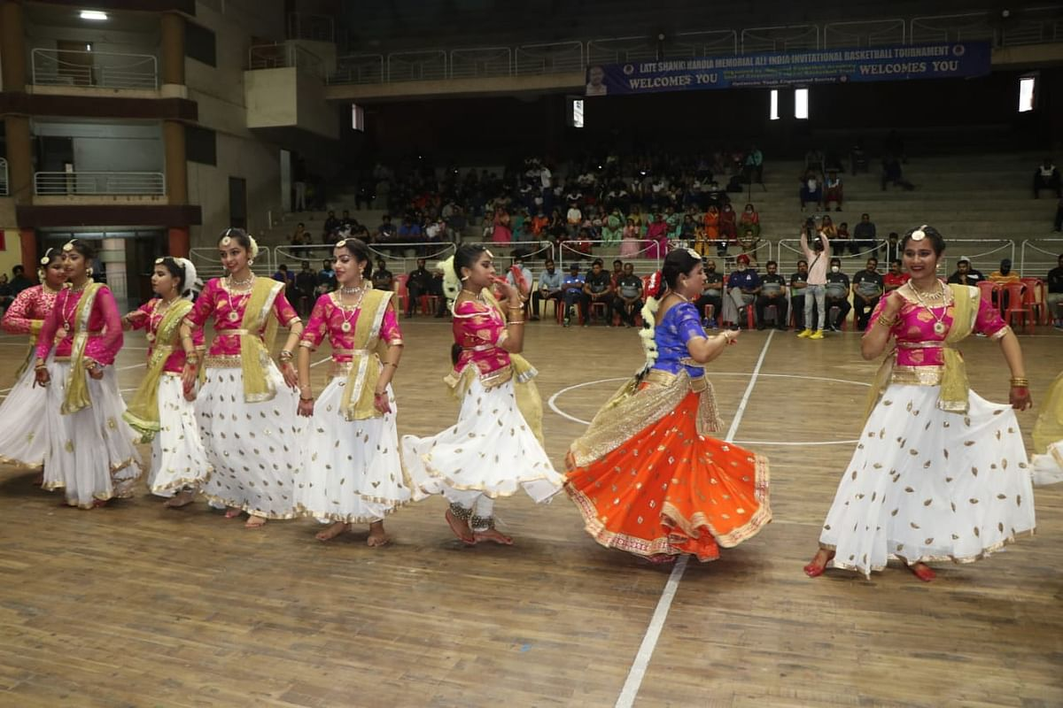 Cultural programme was also presented on the occasion