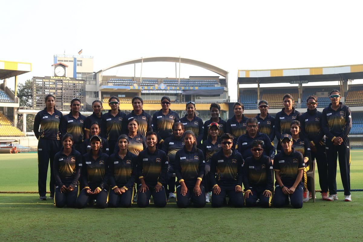 Madhya Pradesh team
