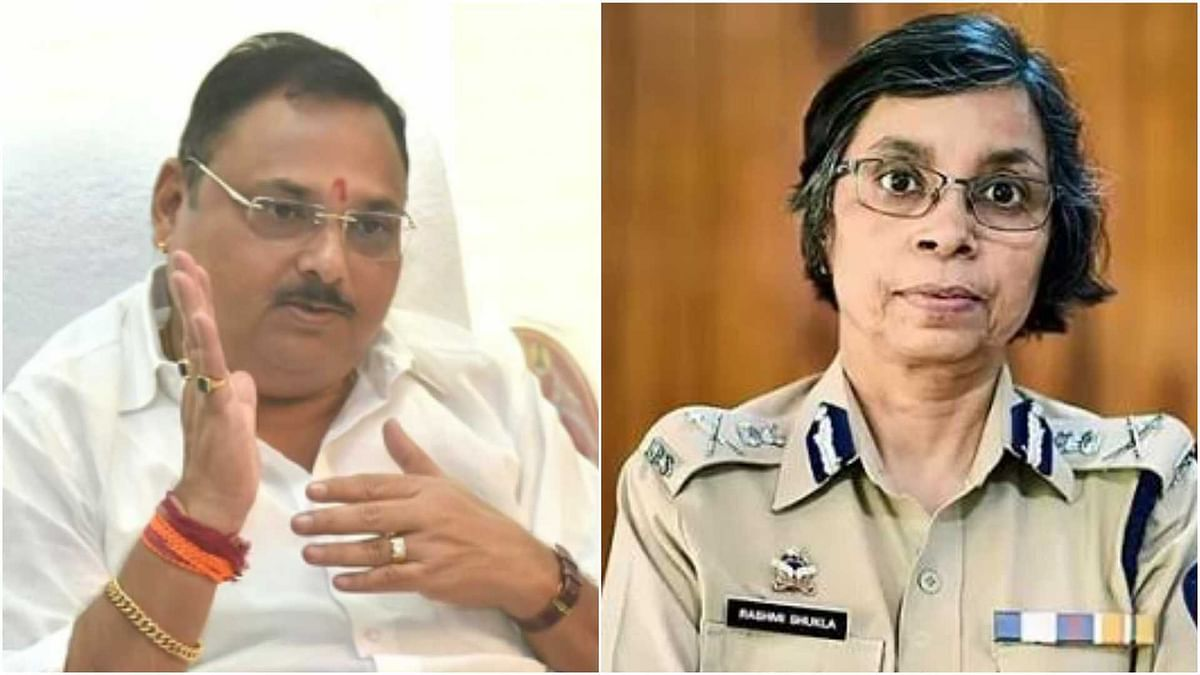'Asked me to extend support to BJP': Minister Rajendra Patil-Yadravkar claims IPS Rashmi Shukla had approached him after 2019 polls