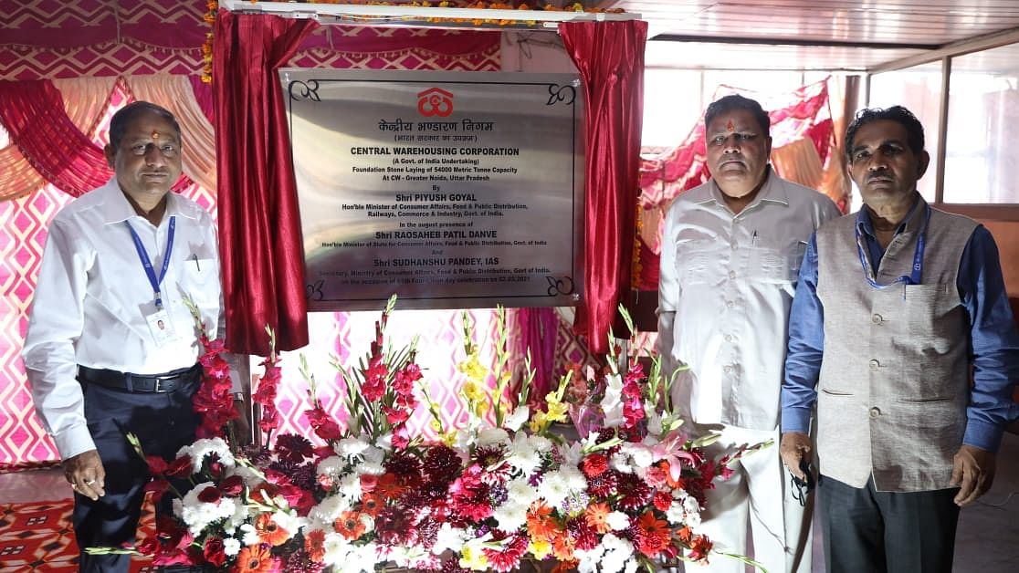 Central Warehousing Corporation celebrates 65th Foundation Day
