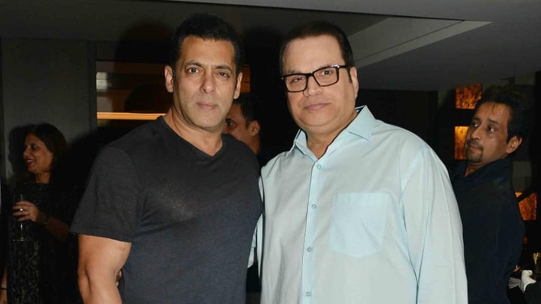 After first dose of vaccine, 'Race 3' producer Ramesh Taurani tests COVID-19 positive