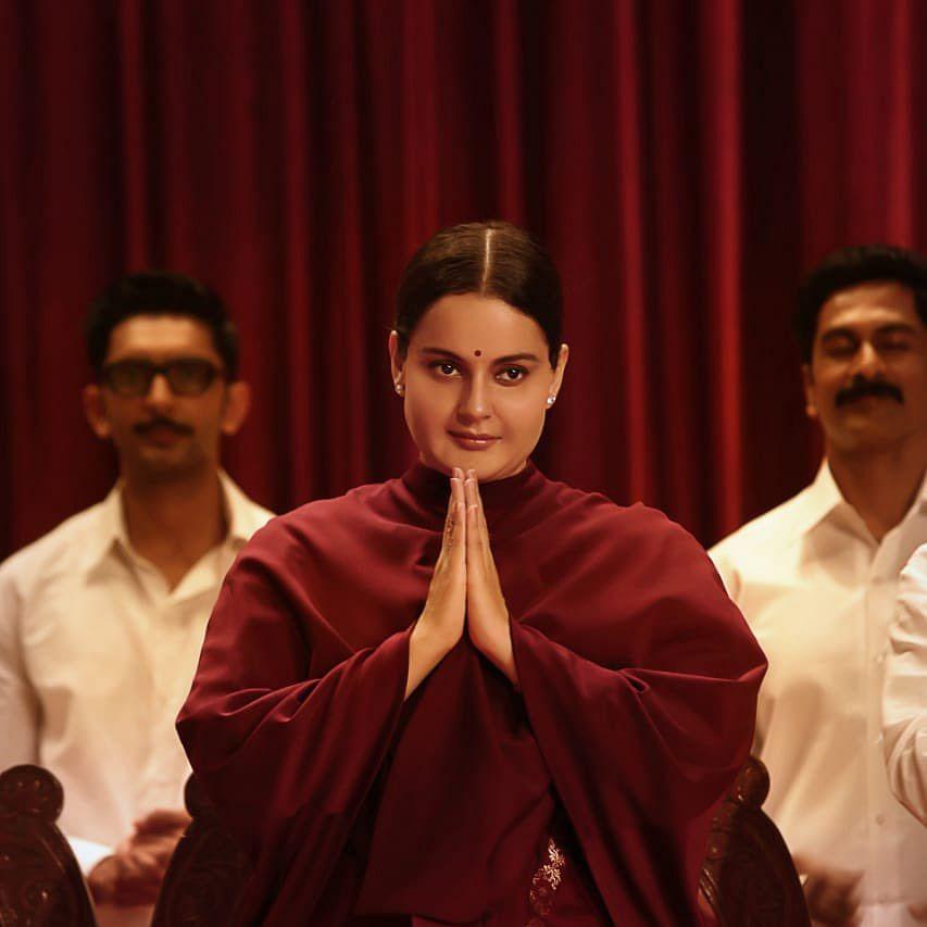 Ahead of trailer launch, Kangana Ranaut treats fans with new teaser of Jayalalithaa biopic 'Thalaivi'
