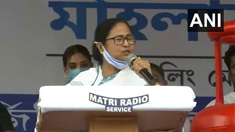 West Bengal: I am ready to play one-on-one, says CM Mamata Banerjee at rally in Siliguri