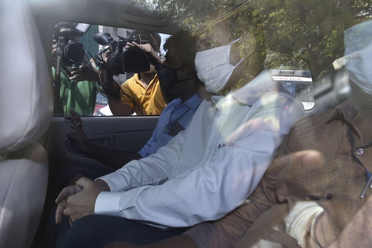 Antilia bomb scare probe: Found 62 bullets from Sachin Vaze's house, says NIA