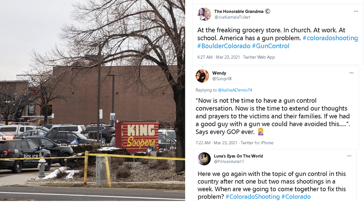 Twitter buzzes with demand for stricter gun laws in US after Colorado shooting