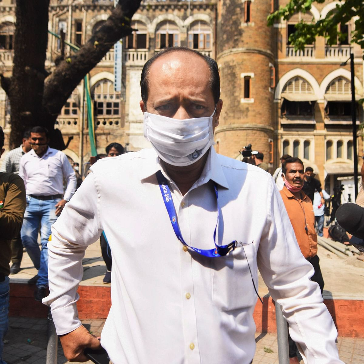 Disproportionate assets case: ACB begins open inquiry against suspended Mumbai cop Sachin Vaze