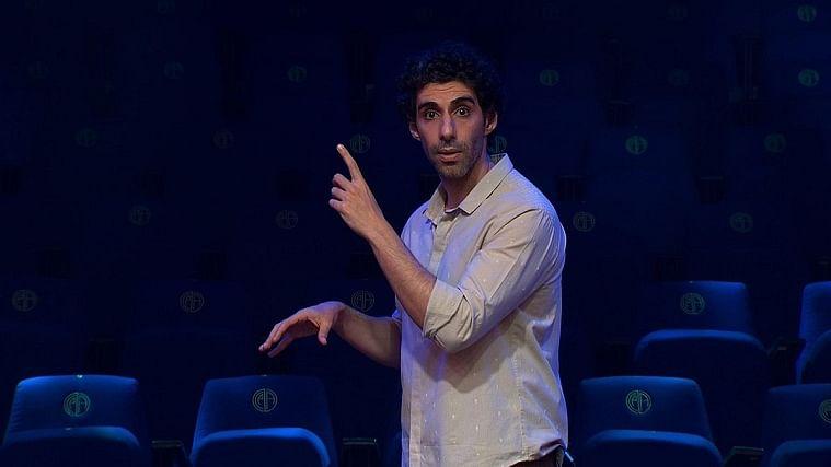 'Jim Sarbh is an instinctive actor,' says award-winning theatre director Bruce Guthrie
