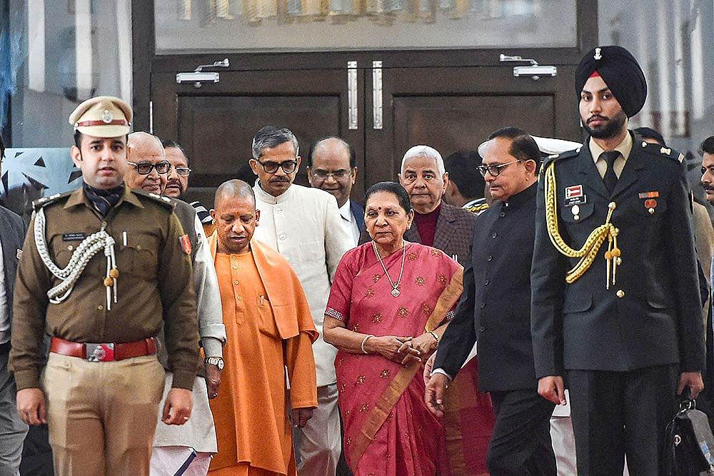 UP Guv Anandiben Patel seeks probe into illegal appointment of Vidhan Sabha Principal Secretary Pradeep Dubey