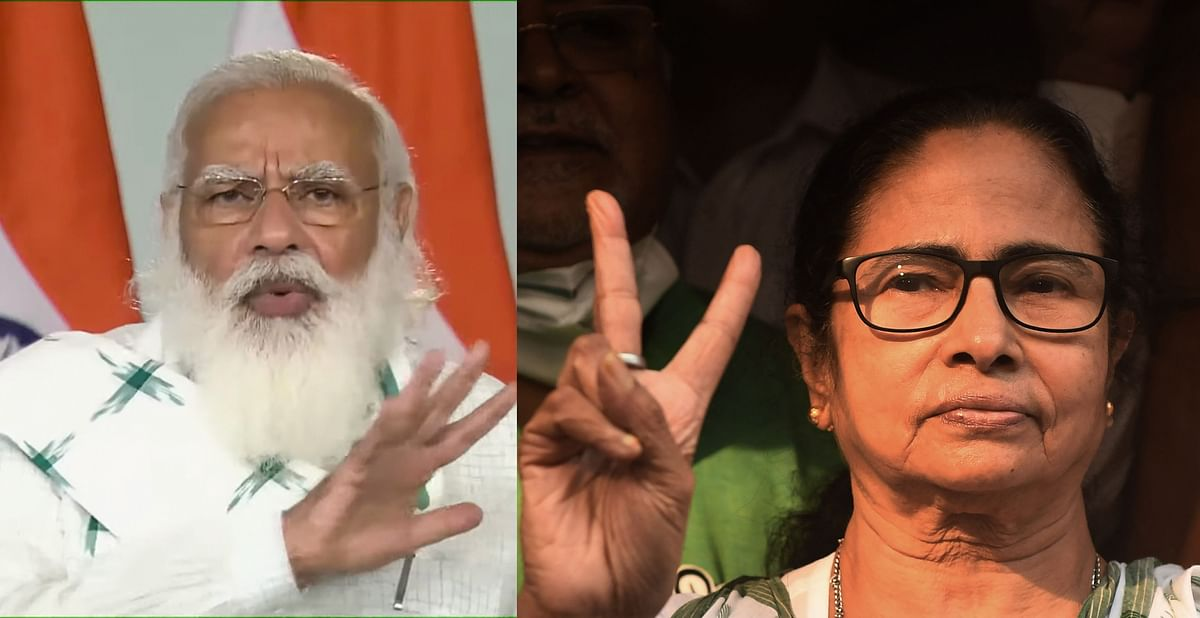 'She broke people's trust': Ahead of polls, PM Modi launches scathing attack on Mamata Banerjee, TMC during rally in West Bengal