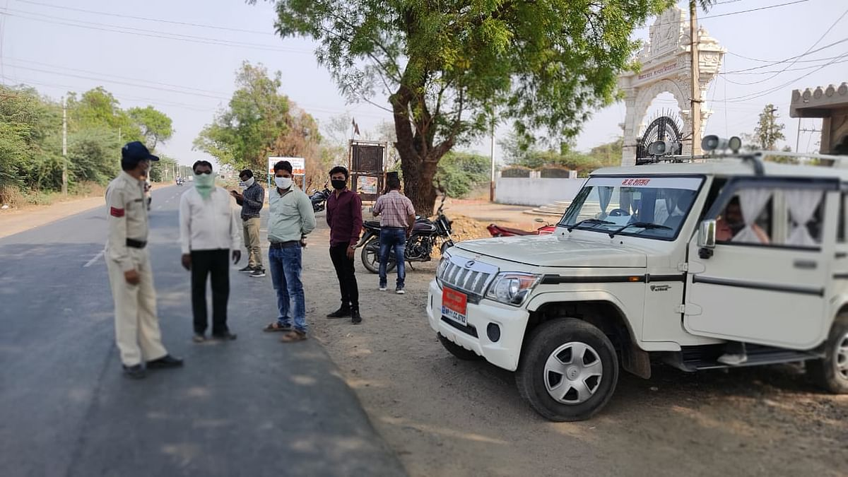 Madhya Pradesh: Guna administration intensifies covid-check drive, orders jail to frequent offenders of Covid norms