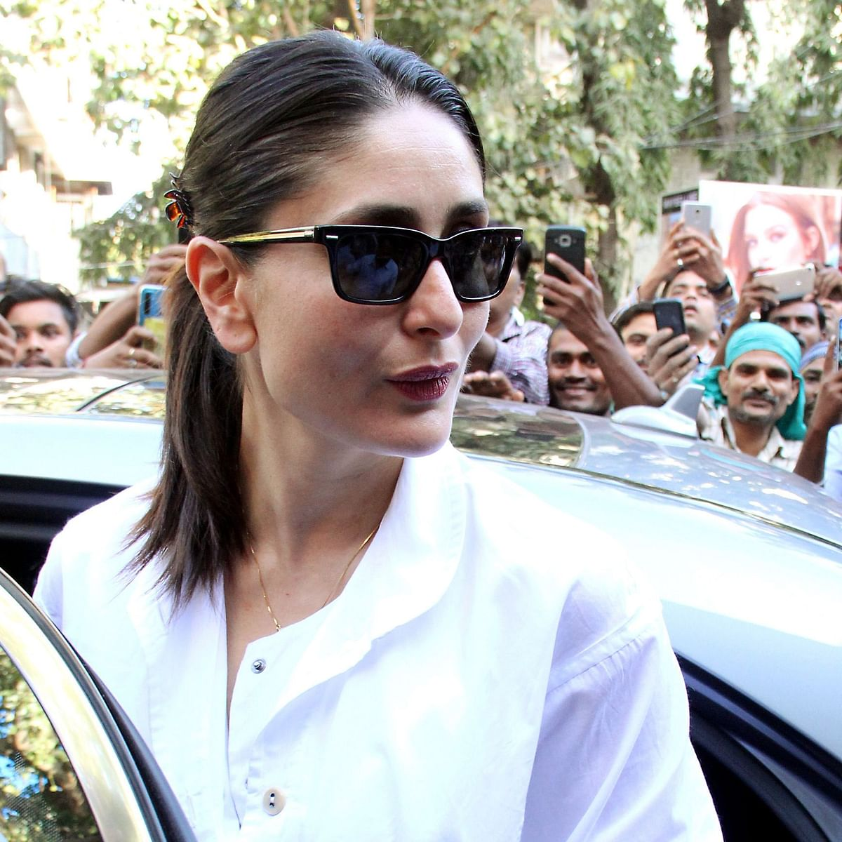 Watch: Kareena Kapoor Khan goes for a test drive in SUV worth nearly Rs 1.14 crore