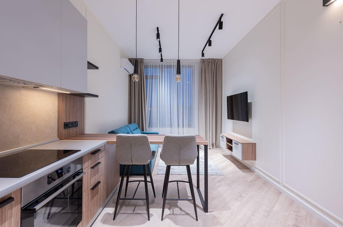 studio apartment / 1 RK