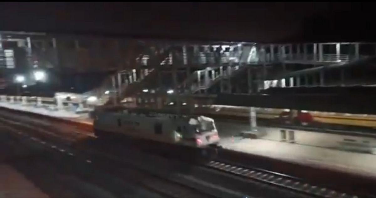 Railway electrification on fast track on SWR