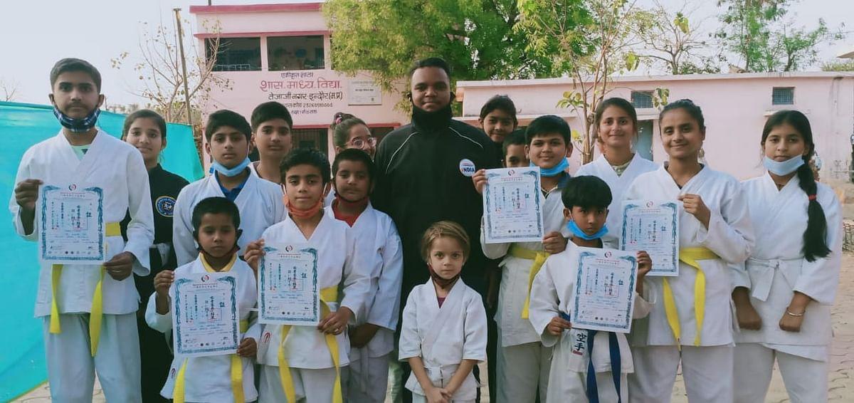 Deora Sports Academy players