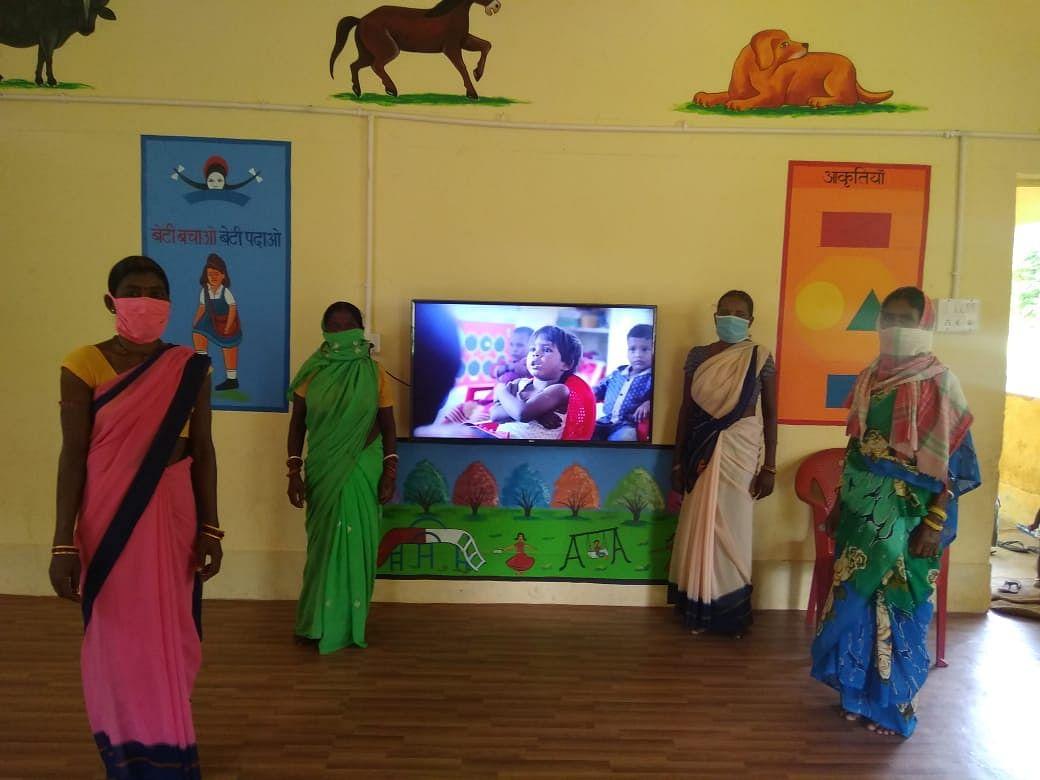 Jharkhand CM Hemant Soren inaugurates 50 Nand Ghars in Bokaro