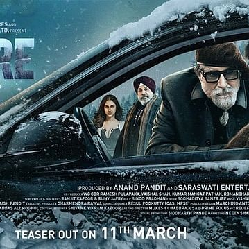 Amitabh Bachchan, Emraan Hashmi-starrer 'Chehre' teaser to be out on March 11